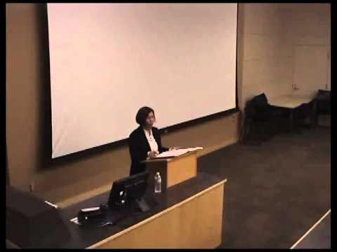 Guest Speaker: Marlys Edwardh