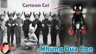 Những ĐỨA CON của quỷ mèo Carтoon Cat