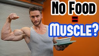 How to Build Muscle with Fasting | The Ultimate Guide