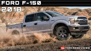2018 Ford F-150 Review Rendered Price Specs Release Date
