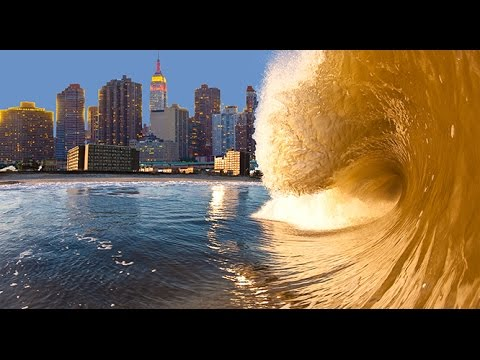 Volcom Unsound Surf Pro in Long Beach, New York City - Surf Channel