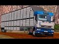 Hacia Tucumán en Argentina! Iveco Eurotech | Rutas peligrosas Euro Truck Simulator 2