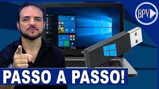 Como FORMATAR o PC com um Pendrive Bootável - Série Formatação BPV! thumbnail