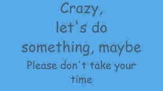 Jesse McCartney - Right Where You Want Me (lyrics)