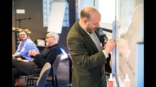Complexity &amp Strategy: Open Discussion - Dave Snowden, Andra Sonea and Simon Wardley - DDDEU 18
