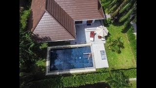 First Day In Krabi Thailand at Alisea Pool Villas and Private ...