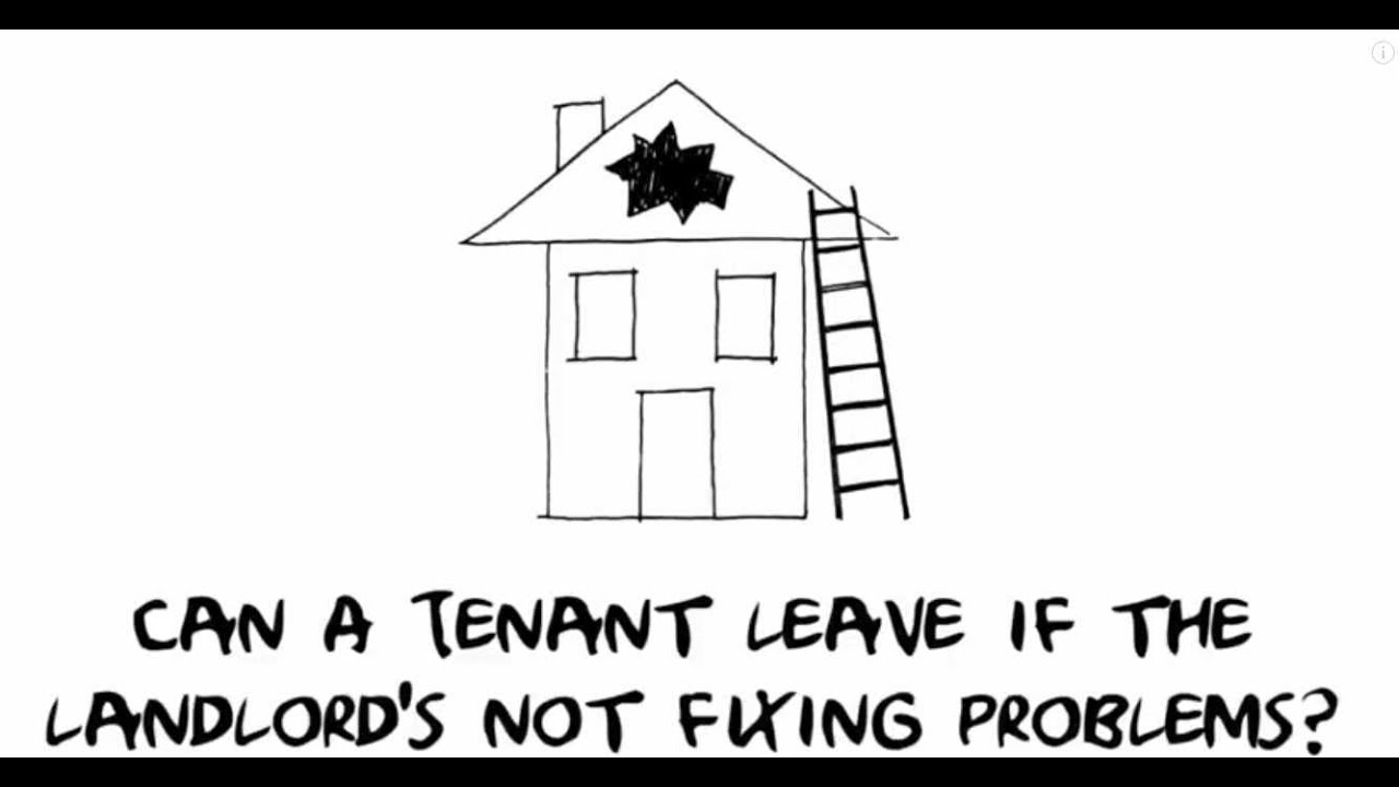Problems With Renting Can You Break Your Contract Housing Rights