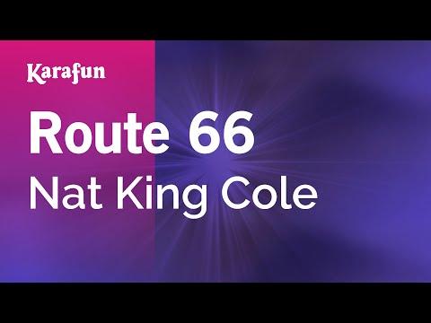 Karaoke Route 66 - Nat King Cole *
