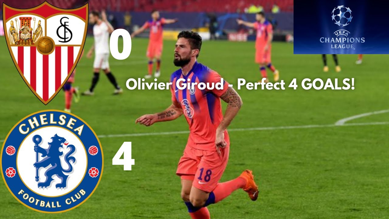 Player Ratings: Sevilla 0-4 Chelsea | Champions League
