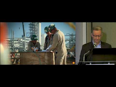 Bentley Systems CEO Greg Bentley speaks at ARC Industry Forum  2018