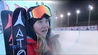 Tess Ledeux, le futur du ski tricolore