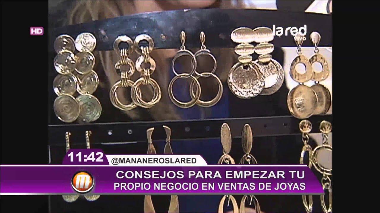 64ea3e6b4a8b Cómo empezar tu propio negocio de venta de joyas - YouTube