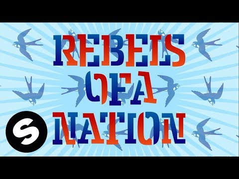 LNY TNZ x Ruthless x The Kemist - Rebels Of A Nation (Official Lyric Video)