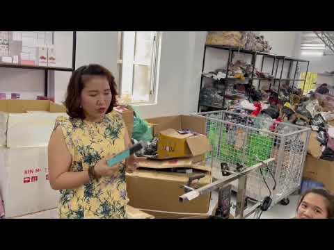 Hà Nội: Lật tẩy kho hàng tiêu dùng nhập lậu và giả mạo nhãn hiệu cực lớn chuyên bán livetream