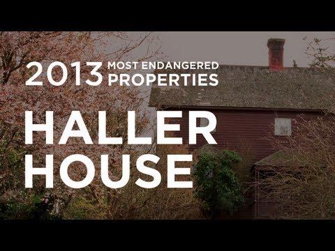 Haller House - Coupeville, Washington - 2013 Most Endangered Properties