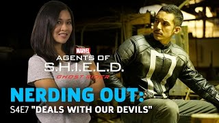 """Nerding Out: Agents of Shield 407 """"Deals with our Devils"""""""