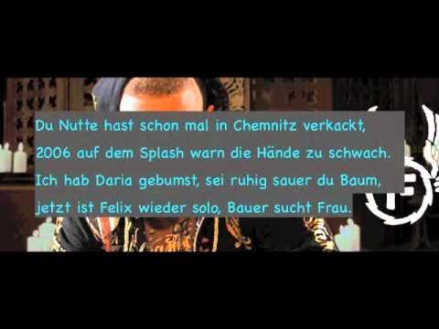 Fler -Schrei nach Liebe (mit Songtext)