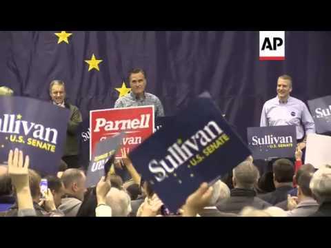 Republican Dan Sullivan won Alaska