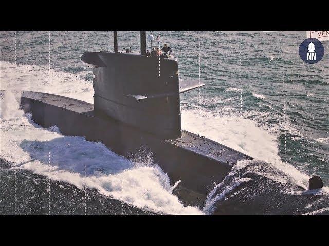 NEDS 2019: Walrus-class replacement program with Navantia, Naval Group, Saab, TKMS