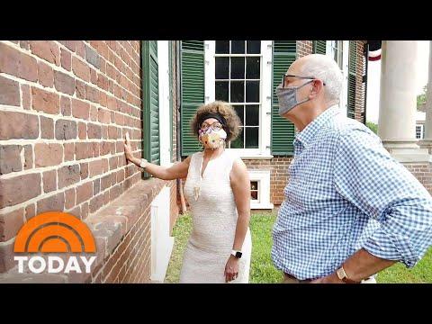 Black Descendants Of Thomas Jefferson Speak Out At Monticello | TODAY