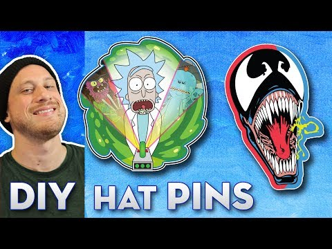 How to Make Home Made Pins