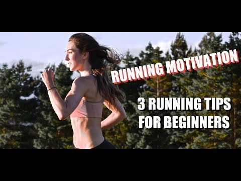 HOW TO ACTUALLY ENJOY RUNNING. RUNNING TIPS FOR BEGINNERS. 3 THINGS I WISH I KNEW.  I RUN EVERYDAY