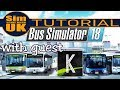 What's the BEST MP Mode in Bus Simulator 18 That Nobody Knows About? (My Mic Is Missing)