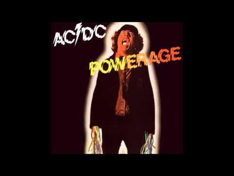 ACDC  Powerage  Kicked in the Teeth HD
