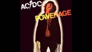 AC/DC - Powerage - Kicked in the Teeth HD