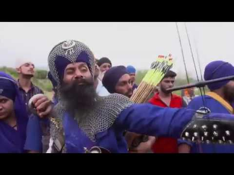National Geographic SIKH DOCUMENTARY: Hola Mohalla