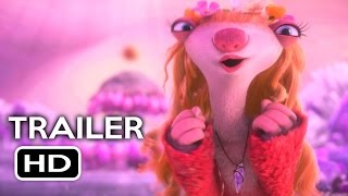 Ice Age 5: Collision Course Official Trailer #3 (2016) Ray Romano Animated Movie HD