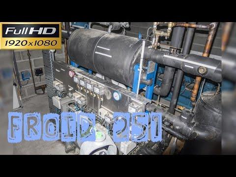 Froid251-R744-Mon premier dépannage et découverte centrale au CO2 subcritique-défaut d'huile