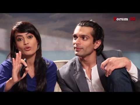 Qubool Hai - Karan and Surbhi talk about the South Africa trip and how someone tried to eat him
