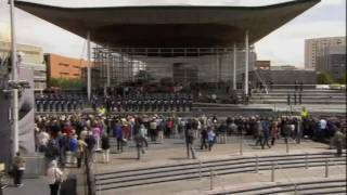 Royal Opening - Welsh Assembly - June 2011