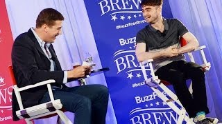 Rapid Fire Questions For Daniel Radcliffe