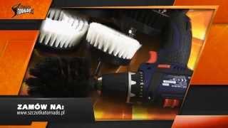 Film promujący produkt Szczotka Tornado