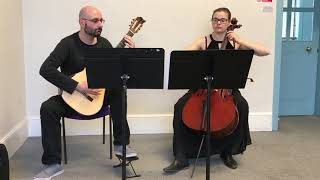 Autumn - Cello & Guitar Duet