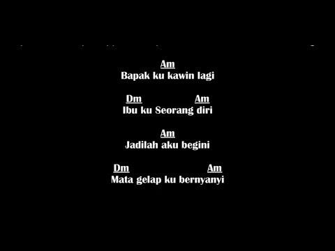 Debu Jalanan - Cerita Anak Jalanan ( Lyrics & Chords )