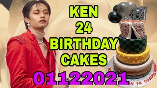 SB19 KEN 24 BIRTHDAY CAKES AND THANK YOU MESSAGE TO A'TIN/FAMILY (01122021)
