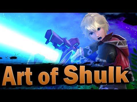 Smash 4: Art of Shulk
