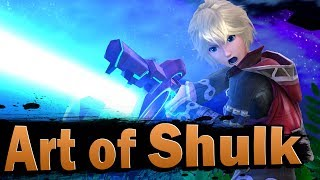 Smash 4: Art of Shulk