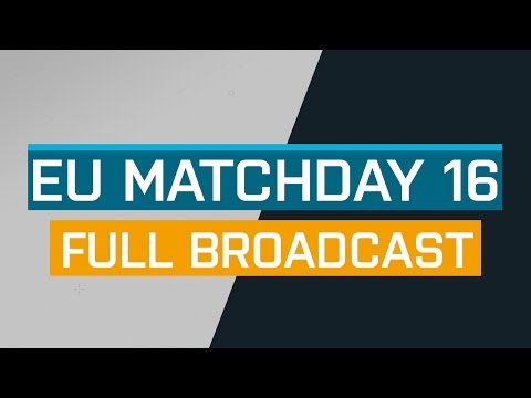 Full Broadcast - EU Matchday 16 - ESL Pro League Season 5 - NaVi HellRaisers | Mouz Heroic