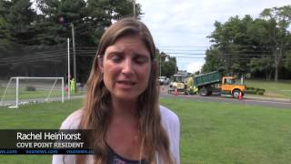 Natural Gas Export Plan Divides Maryland Town