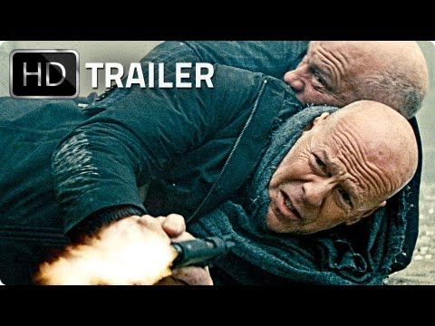 R.E.D. 2 Offizieller Trailer German Deutsch HD 2013 | Bruce Willis