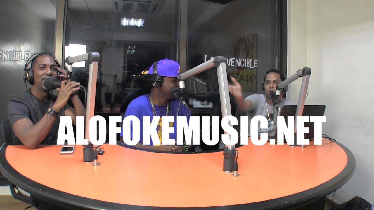 Romano Exponente por primera vez en Alofoke Radio Show!!!