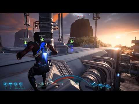 Mass Effect: Andromeda, Human Engineer, Gold APEX 2017-05-17