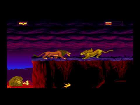 Disney Classic Games: Aladdin and The Lion King_20200717161403 defeating scar |