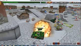 Tanki Online Aimbot(Hack for Railgun,Thunder,richoshet,smoky)-танки Онлайн  цель мотыга