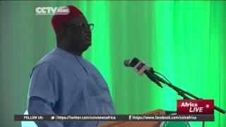 Handing Over Power: Nigeria's Outgoing President Goodluck Jonathan Hosts Farewell Dinner