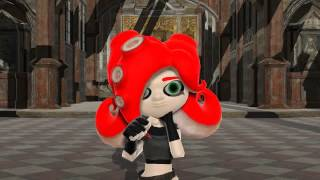 【MMD Splatoon 】「Squeeze you to death」